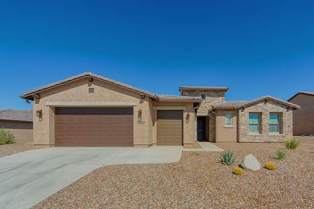 60972 E Angora Place, Oracle, AZ 85623 (#22025349) :: Kino Abrams brokered by Tierra Antigua Realty