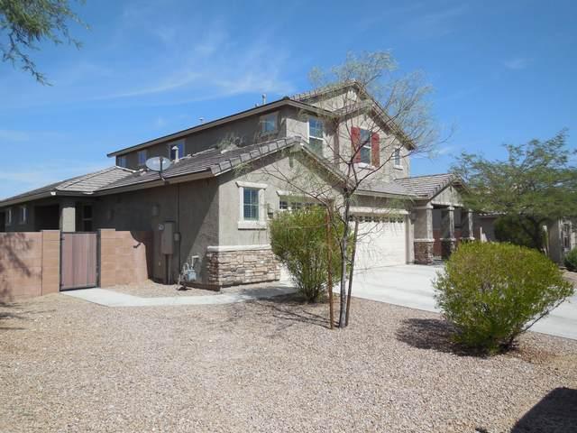 60810 E Eagle Ridge Drive, Tucson, AZ 85739 (#22025364) :: Tucson Property Executives