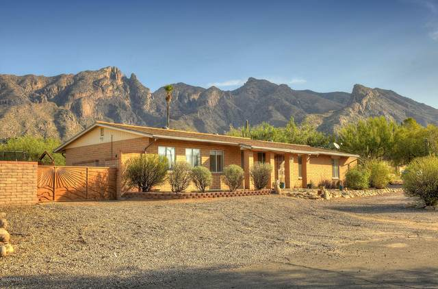 3731 E Lizard Rock Place, Tucson, AZ 85718 (#22025801) :: The Local Real Estate Group | Realty Executives