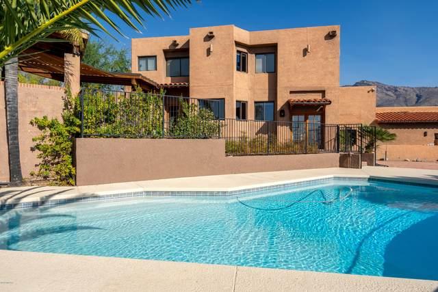 6222 E Paseo Ventoso, Tucson, AZ 85750 (#22025933) :: Tucson Property Executives