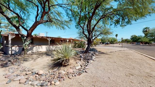 5857 E 4th Street, Tucson, AZ 85711 (#22026162) :: Keller Williams