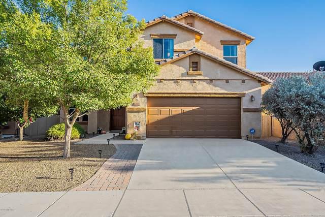 733 W Camino Curvitas, Sahuarita, AZ 85629 (MLS #22026270) :: The Property Partners at eXp Realty