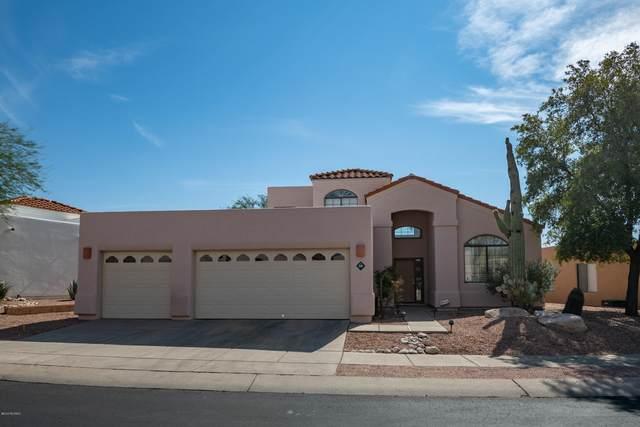 1319 W Hopbush Way, Tucson, AZ 85704 (#22026429) :: Luxury Group - Realty Executives Arizona Properties