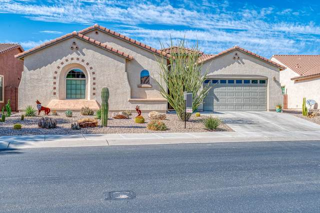 12517 N Paseo Penuela, Marana, AZ 85658 (#22026612) :: Tucson Real Estate Group