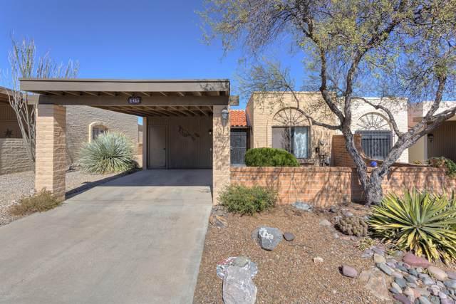 1458 W Calle Mendoza, Green Valley, AZ 85622 (#22026810) :: Tucson Real Estate Group