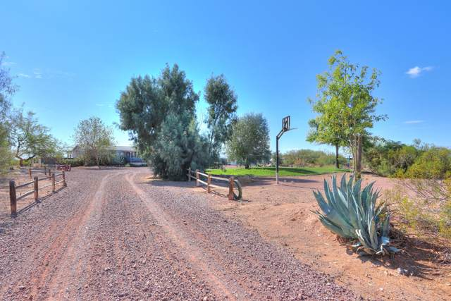 9845 N Needmore Way, Marana, AZ 85653 (#22026830) :: Kino Abrams brokered by Tierra Antigua Realty