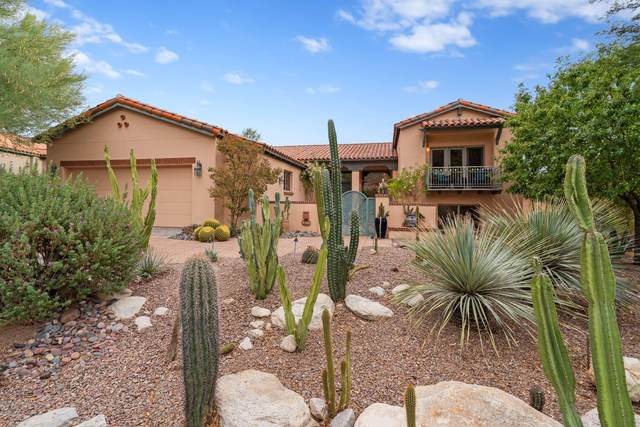 6464 N Desert Breeze Court, Tucson, AZ 85750 (#22026839) :: Gateway Partners