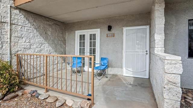 7777 E Golf Links Road #2103, Tucson, AZ 85730 (#22026889) :: Long Realty - The Vallee Gold Team