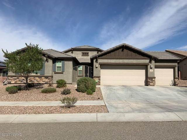 16935 S Eva Avenue, Vail, AZ 85641 (#22027054) :: Kino Abrams brokered by Tierra Antigua Realty