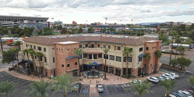 446 N Campbell Avenue #1308, Tucson, AZ 85719 (#22027473) :: Tucson Property Executives