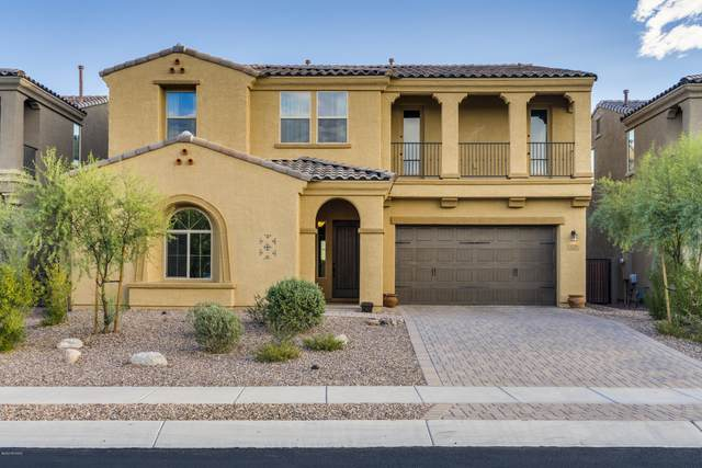 1029 W Desert Firetail Lane, Oro Valley, AZ 85755 (#22027701) :: Tucson Property Executives
