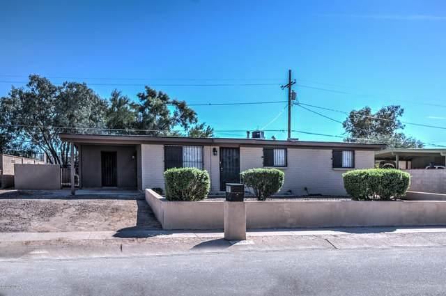 1001 W Edgewater Drive, Tucson, AZ 85704 (#22028127) :: Keller Williams