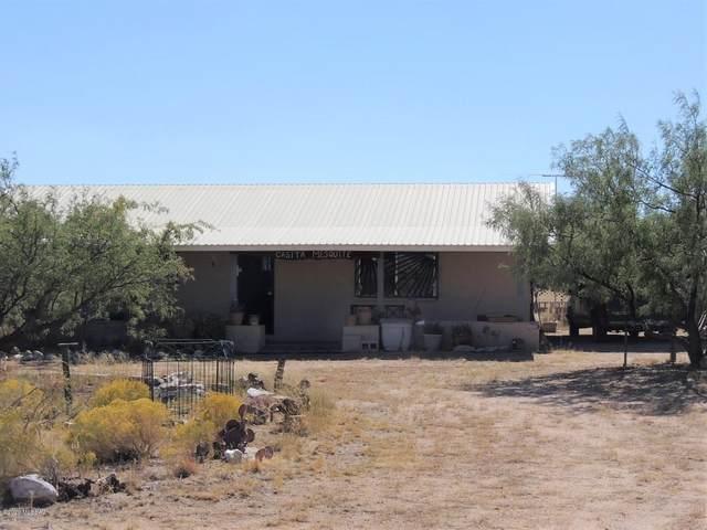 848 S Garden Road, Pearce, AZ 85625 (#22028229) :: Tucson Property Executives
