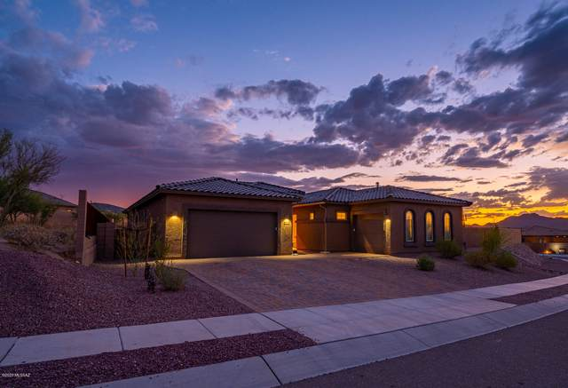 12895 N Eagles Summit Drive, Oro Valley, AZ 85755 (#22028453) :: The Local Real Estate Group | Realty Executives