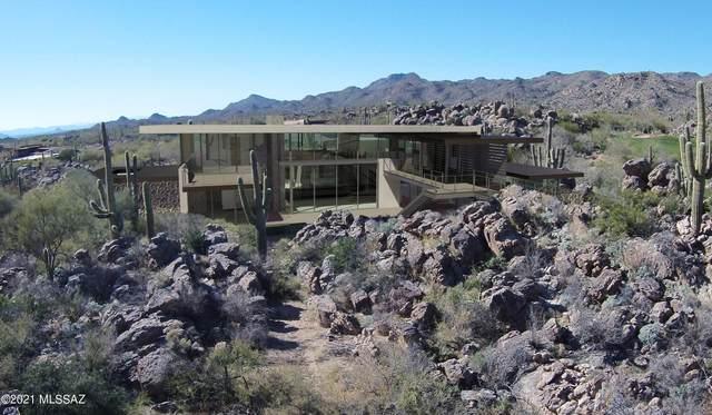 14555 N Blazing Canyon Drive, Oro Valley, AZ 85755 (#22028793) :: Tucson Real Estate Group