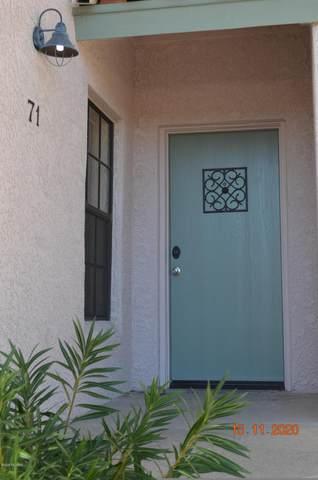 6471 N Tierra De Las Catalinas #71, Tucson, AZ 85718 (#22028814) :: Tucson Property Executives