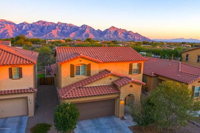 12840 N Oak Creek Drive, Oro Valley, AZ 85755 (#22029033) :: Keller Williams