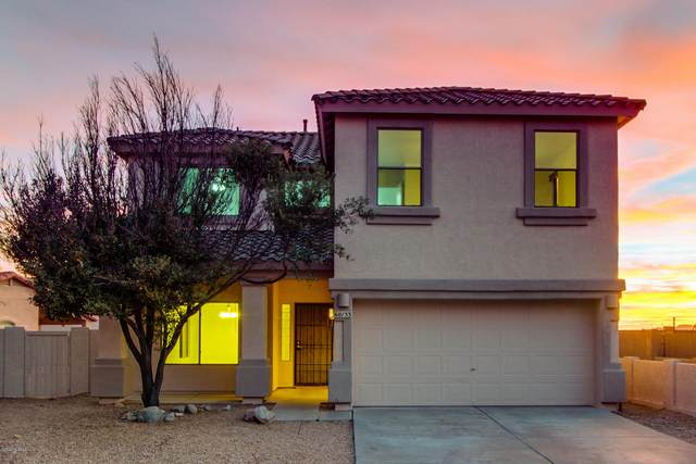 60133 N Crestview Court, Tucson, AZ 85739 (MLS #22029044) :: The Property Partners at eXp Realty