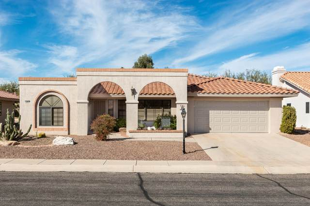 1389 E Bright Angel Drive, Oro Valley, AZ 85755 (#22029359) :: Long Realty - The Vallee Gold Team