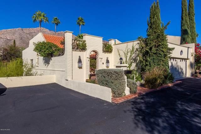 4751 E Country Villa Drive, Tucson, AZ 85718 (#22029506) :: Keller Williams