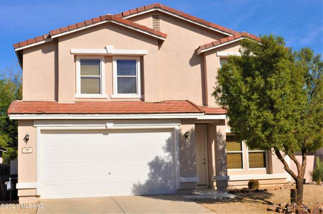 331 E Atlas Cedar Place, Sahuarita, AZ 85629 (#22029510) :: Gateway Realty International