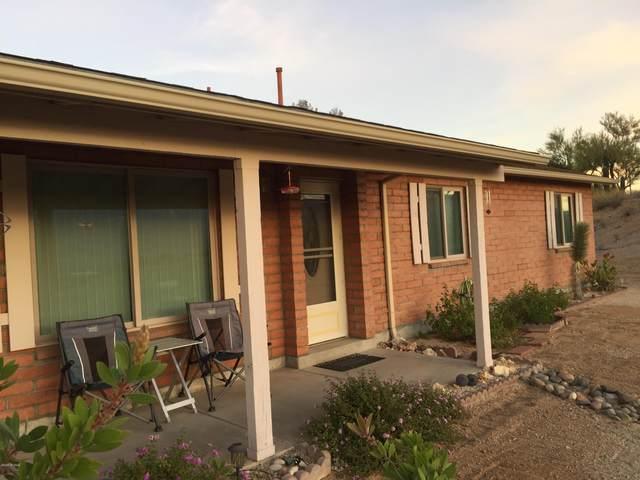10301 N Placita Lujoso, Oro Valley, AZ 85737 (#22029517) :: Long Realty Company