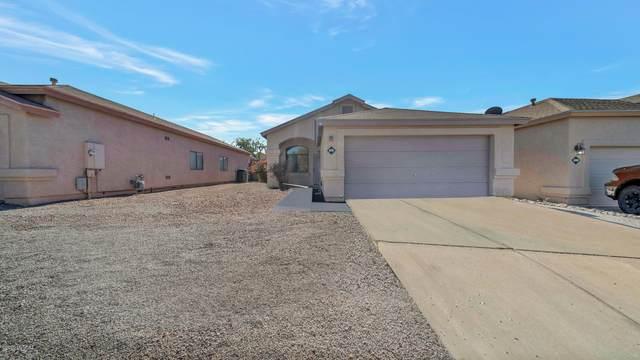 10016 E Via Del Pasto, Tucson, AZ 85747 (#22029544) :: Long Realty Company
