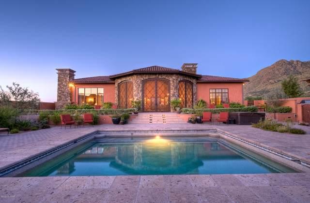 1266 Morning Star Drive, Tubac, AZ 85646 (#22029599) :: Gateway Realty International