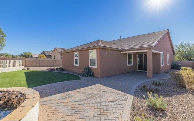 12560 N Boscombe Drive, Marana, AZ 85653 (#22029670) :: Long Realty - The Vallee Gold Team