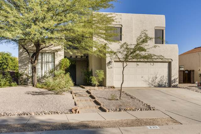 230 N Elster Drive, Tucson, AZ 85710 (#22029689) :: The Local Real Estate Group | Realty Executives