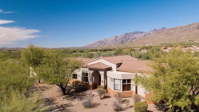 5005 N Coronado Vistas Place, Tucson, AZ 85749 (#22029827) :: Long Realty - The Vallee Gold Team