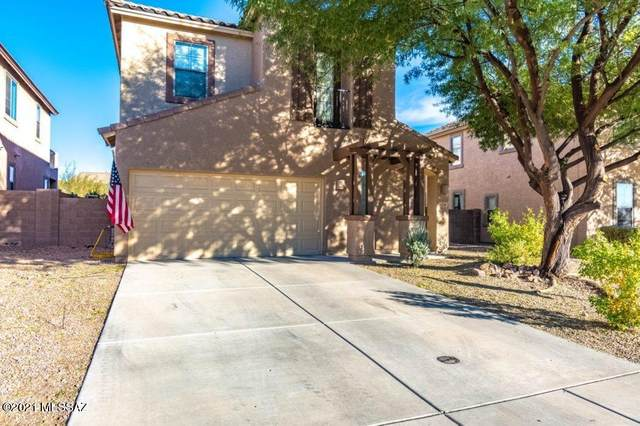 12916 N Carlsbad Place, Oro Valley, AZ 85755 (#22030001) :: Long Realty - The Vallee Gold Team
