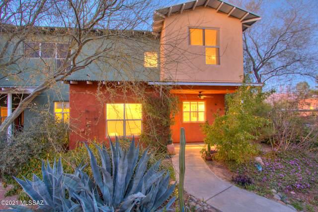 547 E Roger Road, Tucson, AZ 85705 (#22030099) :: Gateway Realty International