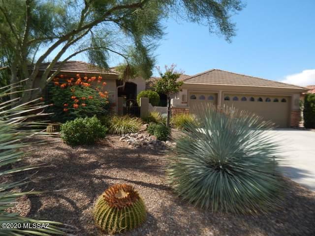 2689 E Sawyer Road, Green Valley, AZ 85614 (#22030617) :: Kino Abrams brokered by Tierra Antigua Realty