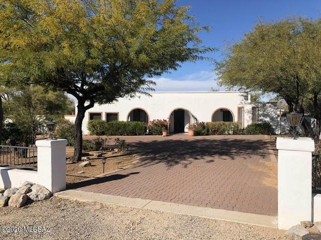 346 W Hardy Road, Oro Valley, AZ 85704 (#22030683) :: Long Realty - The Vallee Gold Team