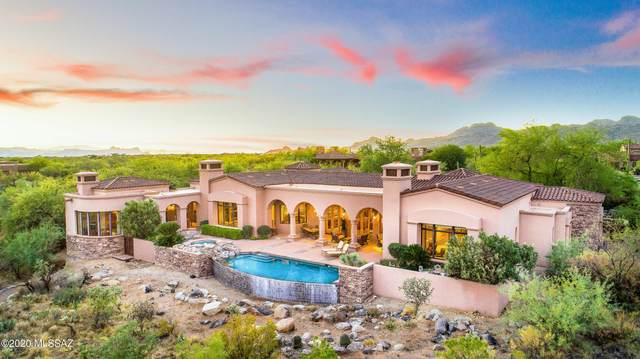 14262 N Giant Saguaro Place, Oro Valley, AZ 85755 (#22030801) :: Gateway Partners International