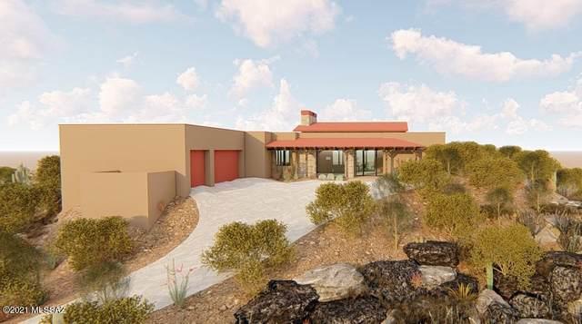14340 N Moon Gaze Drive, Marana, AZ 85658 (#22031239) :: Tucson Real Estate Group