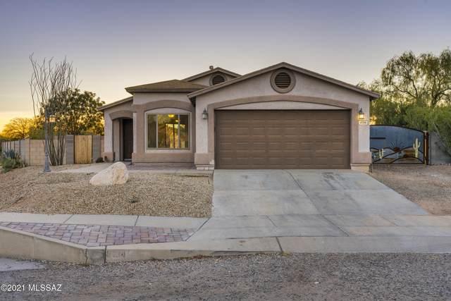 8134 S Teaberry Avenue, Tucson, AZ 85747 (#22031823) :: Tucson Real Estate Group