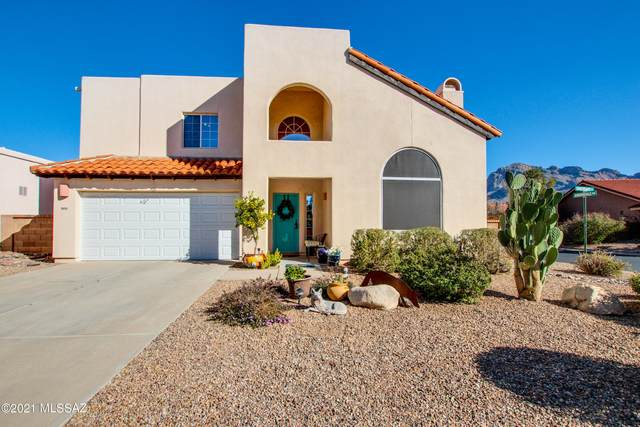 10156 N Inverrary Place, Tucson, AZ 85737 (#22100324) :: Long Realty - The Vallee Gold Team