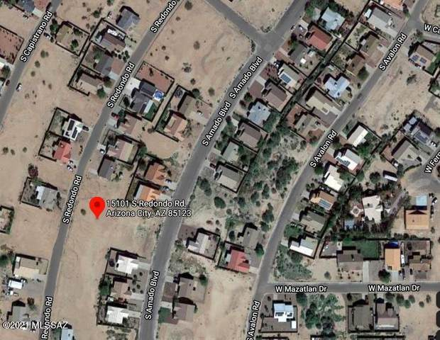 15101 S Redondo Road #5624, Arizona City, AZ 85123 (#22100350) :: Long Realty Company