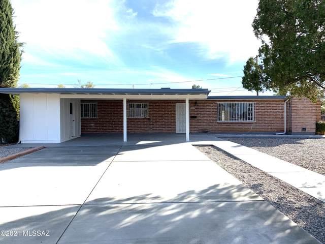 6942 E Calle Denebola, Tucson, AZ 85710 (#22100429) :: Tucson Real Estate Group