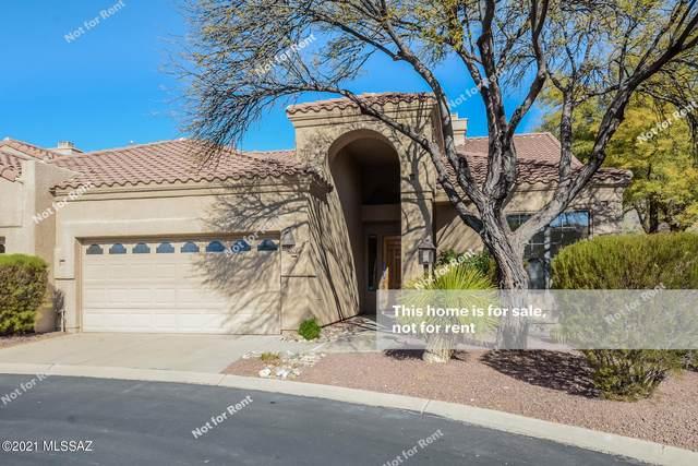 5978 N Golden Eagle Drive, Tucson, AZ 85750 (MLS #22101058) :: The Luna Team