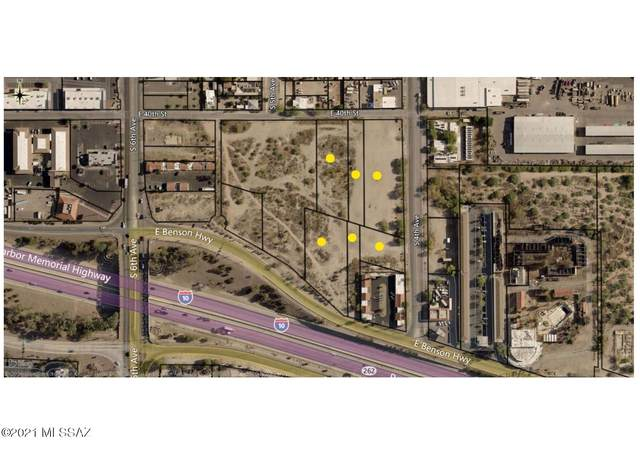4th Avenue And I-10 Frontage Road, Tucson, AZ 85713 (#22101099) :: Tucson Property Executives