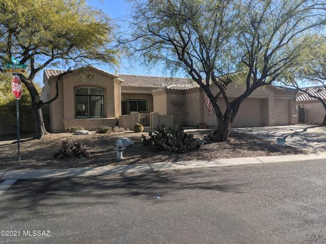 1980 W Muirhead Loop, Oro Valley, AZ 85737 (#22101213) :: Keller Williams