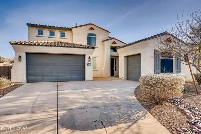 448 E Via Puente Lindo, Sahuarita, AZ 85629 (#22101252) :: The Local Real Estate Group | Realty Executives