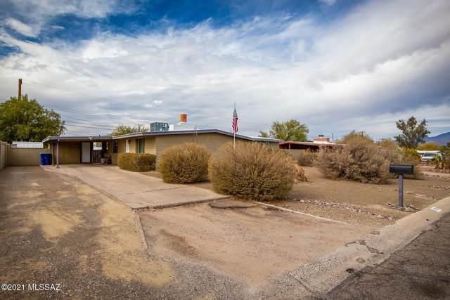 1702 S Avenida Del Sol, Tucson, AZ 85710 (MLS #22101431) :: My Home Group
