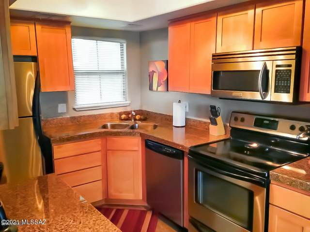 6651 N Campbell Avenue #279, Tucson, AZ 85718 (#22101462) :: Long Realty - The Vallee Gold Team