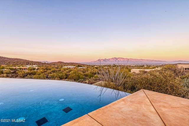 5030 W Saguaro Cliffs Drive, Tucson, AZ 85745 (#22101519) :: Long Realty - The Vallee Gold Team