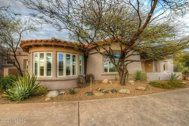 7455 N Mystic Canyon Drive, Tucson, AZ 85718 (#22101538) :: Tucson Real Estate Group