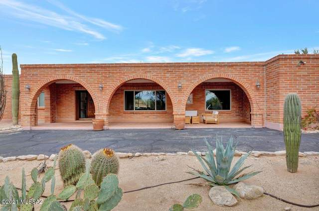 6820 N Solaz Primero, Tucson, AZ 85718 (#22101544) :: Tucson Real Estate Group